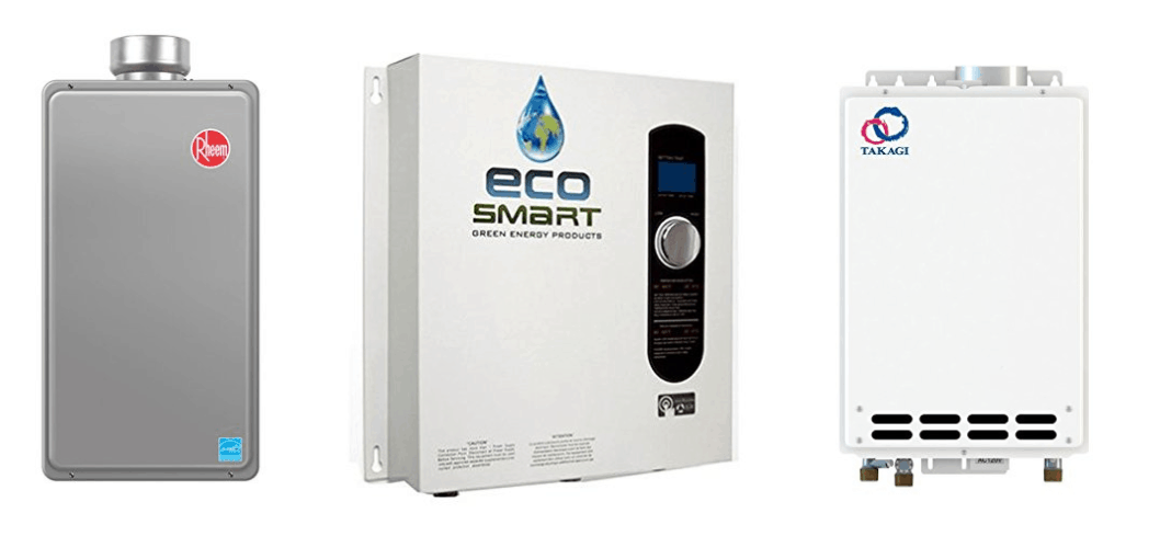 best tankless water heater 2019 | our top picks and buyer's guide